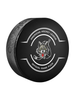 AHL Chicago Wolves Official Game Hockey Puck In Cube