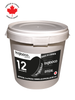 Bucket Of 12 Official Canadian Pro 6oz Hockey Pucks