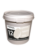 Bucket Of 12 White 6oz Goalie Training Hockey Pucks