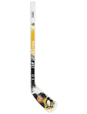 NHLPA Sidney Crosby #87 Pittsburgh Penguins Wood Player Mini Stick