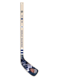 NHLAA Alumni Series Borje Salming Toronto Maple Leafs Wood Player Mini Stick