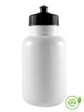 1000ml Fatboy Water Bottle With Black Pull-Top Lid