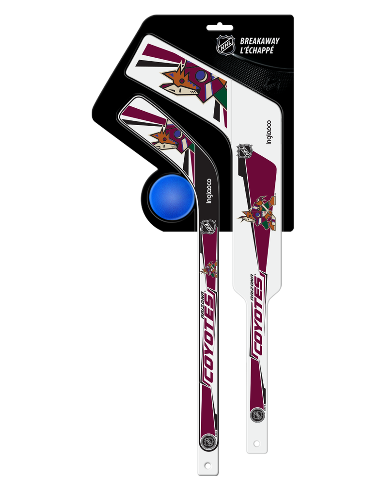 NHL Arizona Coyotes Breakaway Set