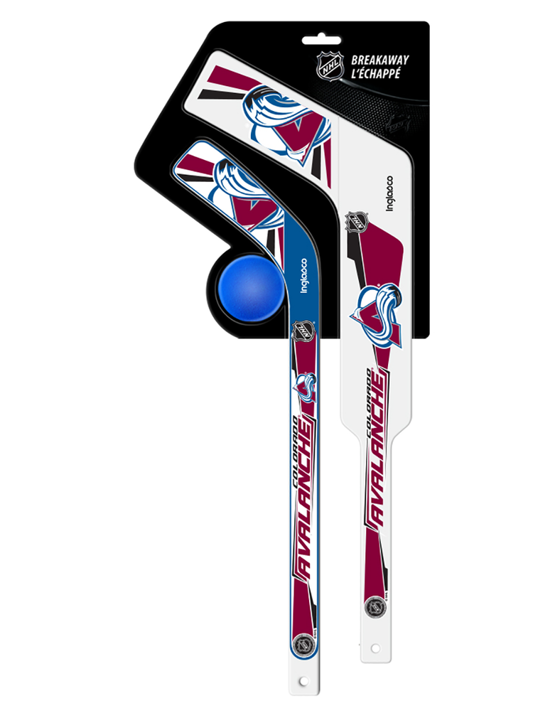 NHL Colorado Avalanche Breakaway Set