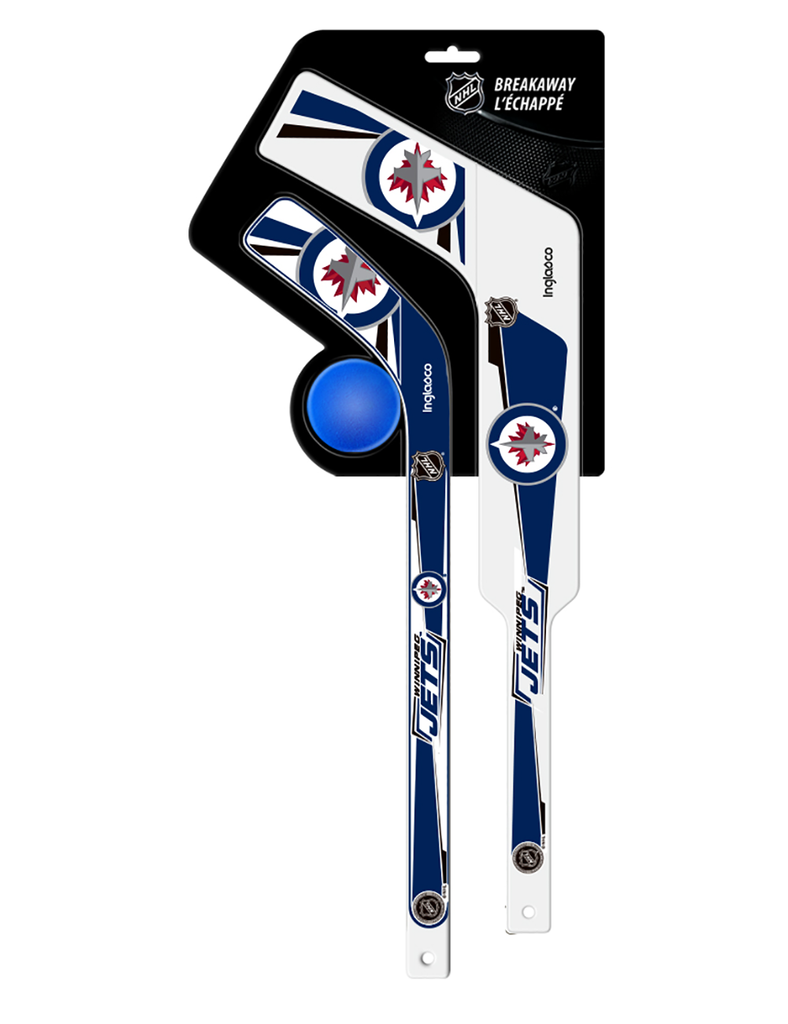 NHL Winnipeg Jets Breakaway Set