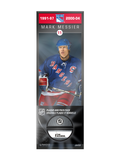 <transcy>NHLAA Alumni Mark Messier New York Rangers Plaque déco et porte-rondelle de hockey</transcy>