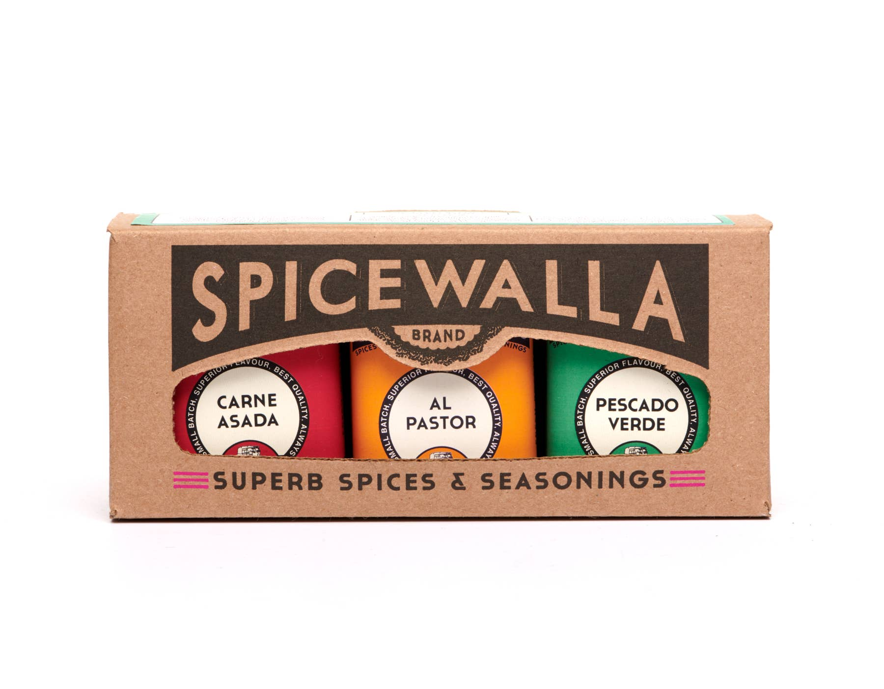 Spicewalla - 3 Pack Taco Collection