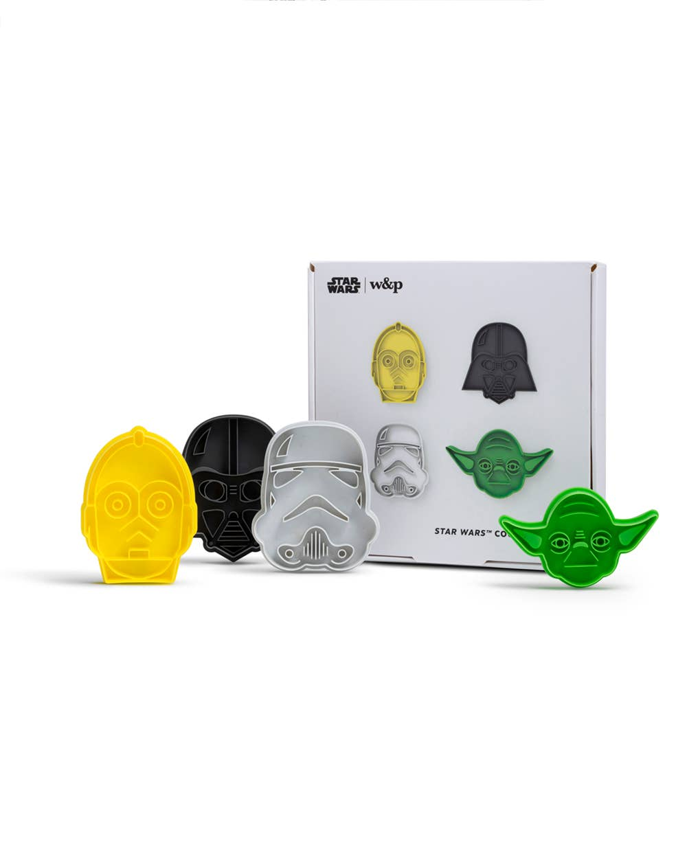W&P - Star Wars™ Cookie Cutters