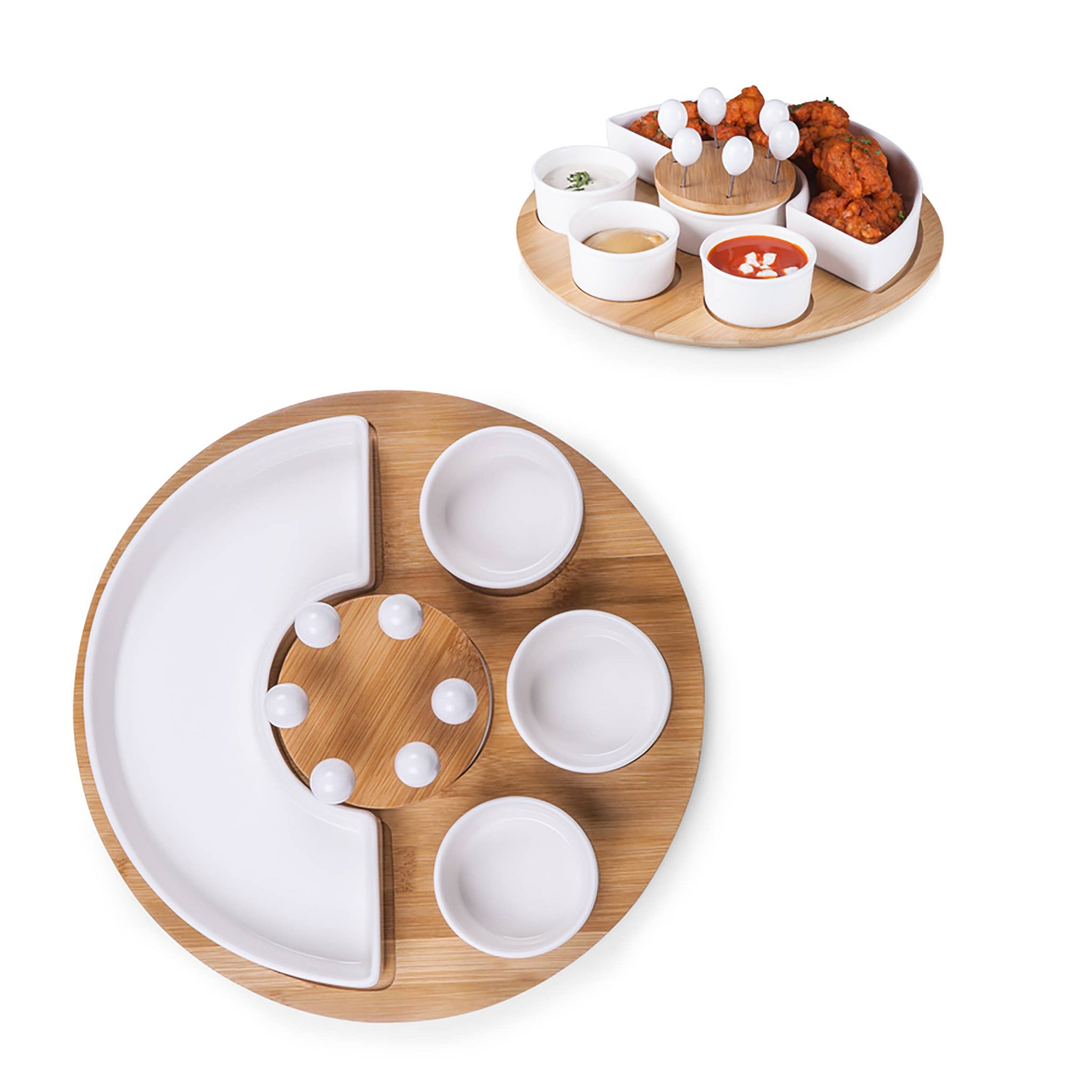 Picnic Time - Symphony Appetizer Serving Set