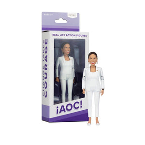 FCTRY - Alexandria Ocasio-Cortez Action Figure