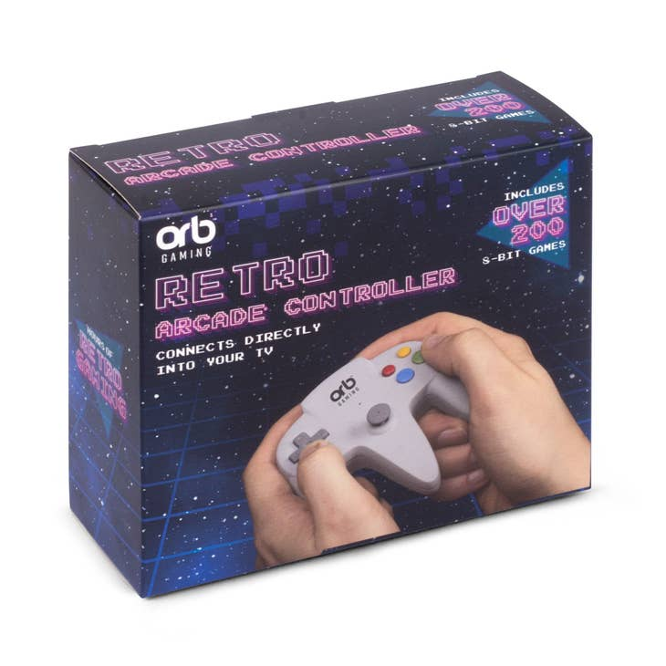 Thumbs Up UK Retro Arcade Controller
