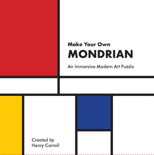 Chronicle Make Your Own Mondrian