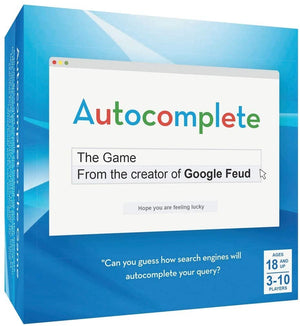 Autocomplete: The Game
