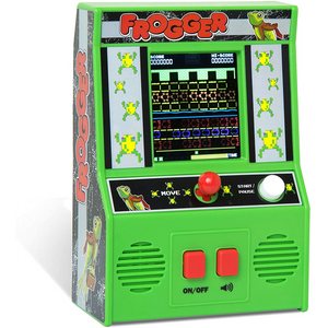 Basic Fun Mini Arcade Games Frogger
