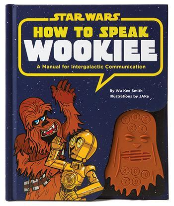 How To Speak Wookie Book