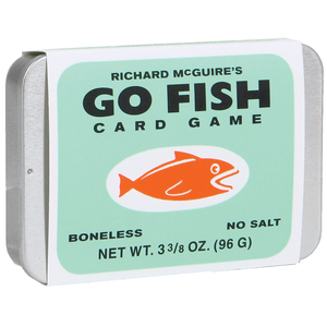 Richard McGuire's Go Fish Card Game Book