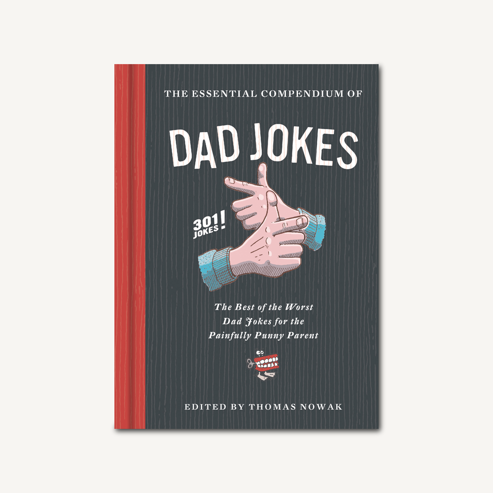 Chronicle The Essential Compendium of Dad Jokes Book