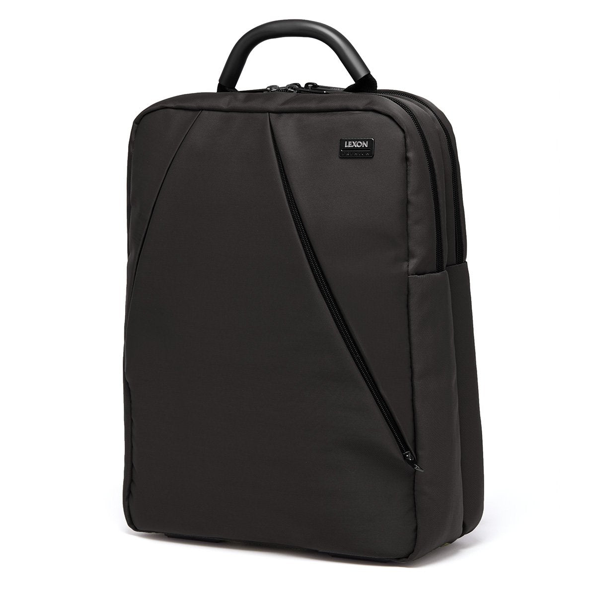 Lexon Premium + Double Backpack Black