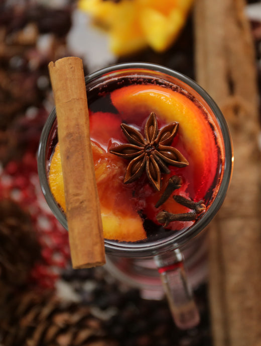 Dry January Winter Warmer: Mulled Low-Alcohol Cider by Helen Creese