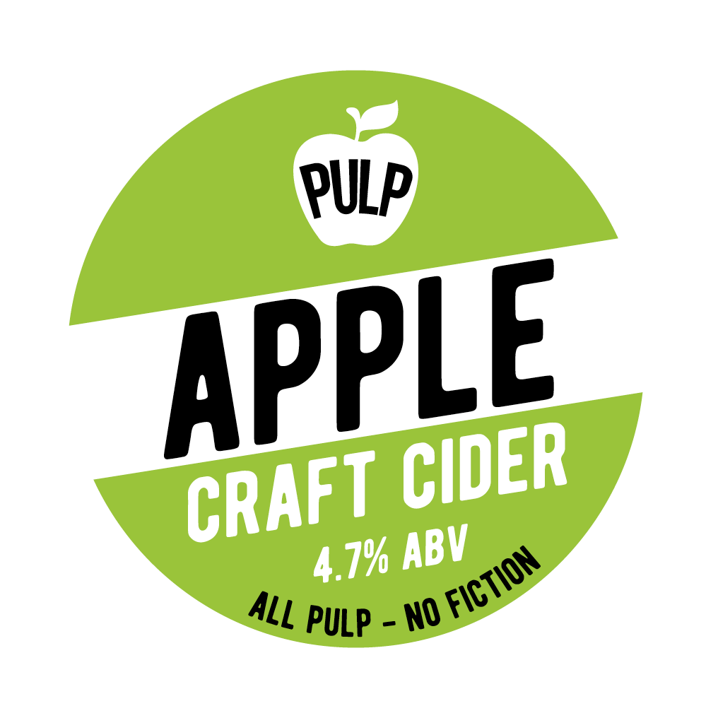 PULP Apple 4.7% 20L (35 Pints) BIB