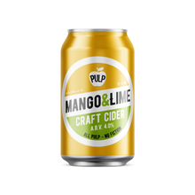 Load image into Gallery viewer, PULP MANGO & LIME 4%