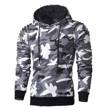 Load image into Gallery viewer, Mens Casual Hoodie Slim Fit