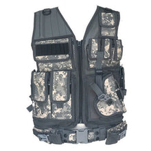 Load image into Gallery viewer, Tactical Vest Army Military Combat Camouflage