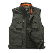 Load image into Gallery viewer, Multi-Pocket Vest