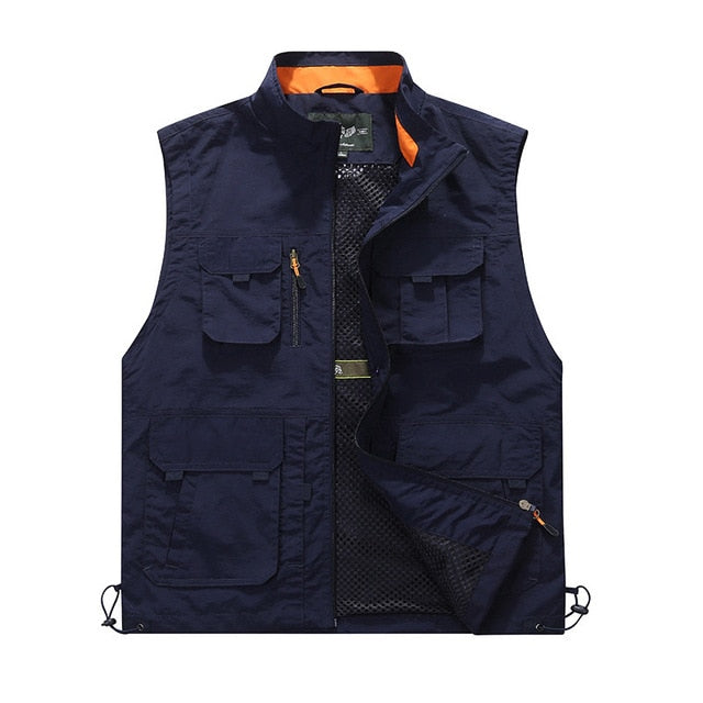 Multi-Pocket Vest