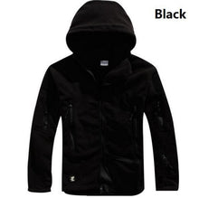 Load image into Gallery viewer, Men Winter Thermal Fleece Jacket