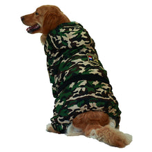 Load image into Gallery viewer, Big Dog Pet Clothes ,Hoodie  for Large Dogs