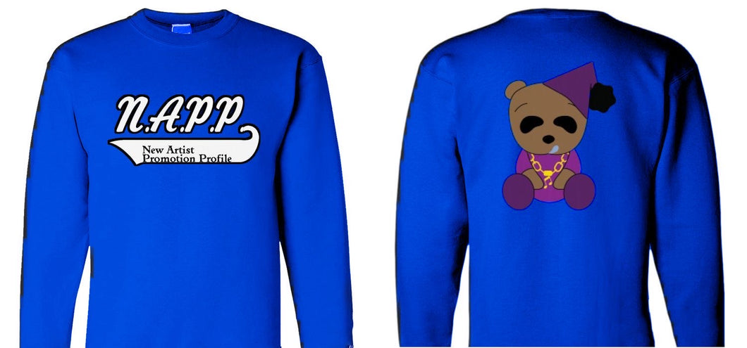 N.A.P.P. Long Sleeve Shirt