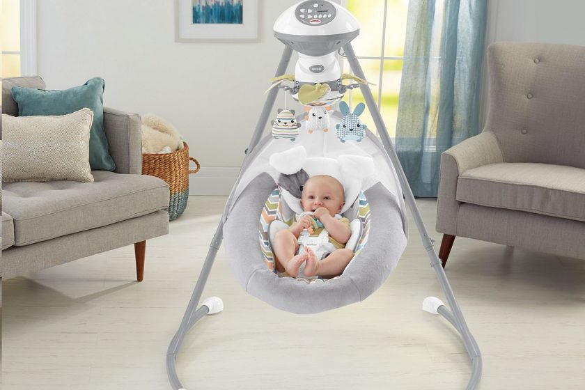 Fisher-Price Sweet Snugapuppy Dreams Cradle 'n Swing | Reviews