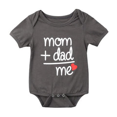 Mom + Dad Bodysuit