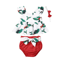 Mistletoe Christmas Set
