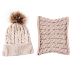 Winter Knitted Set