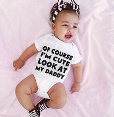 Cute Daddy Bodysuit