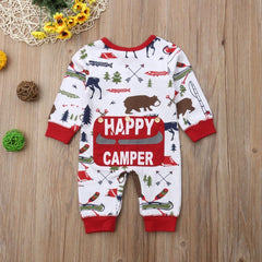 Happy Camper Jumpsuit