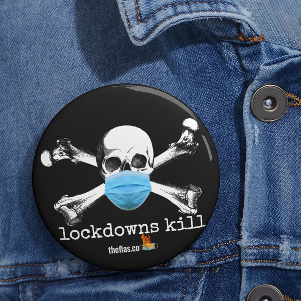 Lockdowns kill button