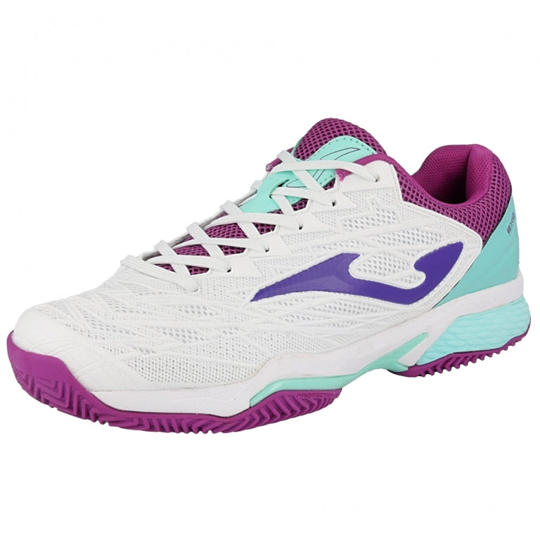 Scarpa Tennis/Padel T.Ace Pro Lady 802 Bianco Clay