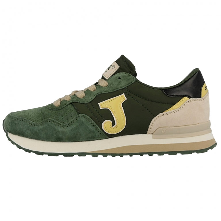 Scarpa Casual C.367 Men 823 Green-Kakhy