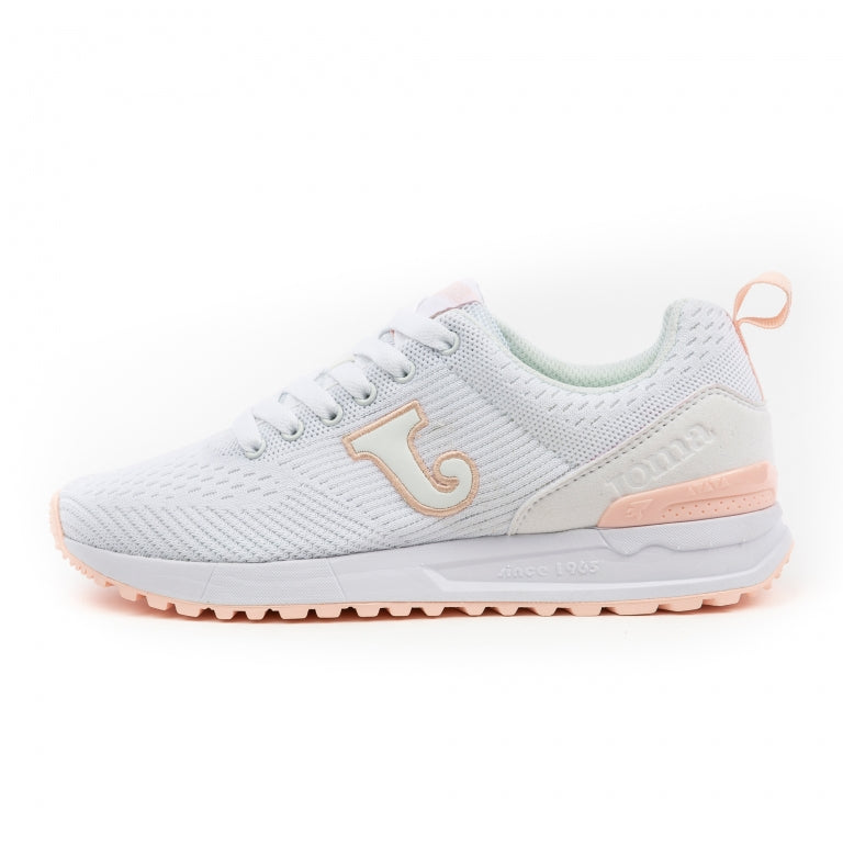 Scarpa casual C.800 Lady 902 White