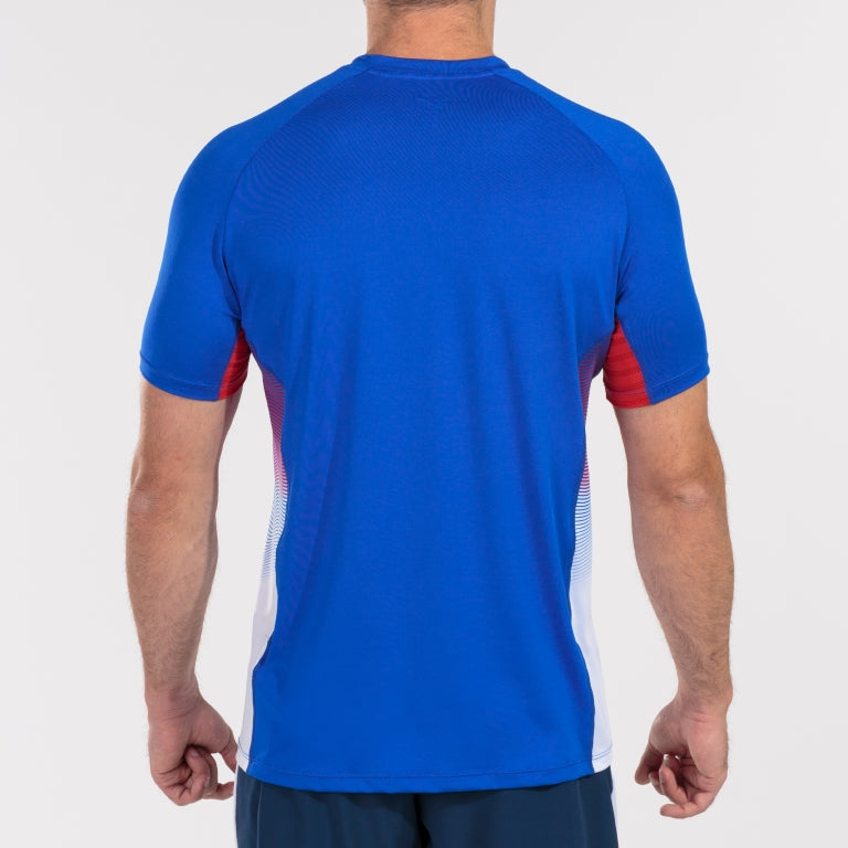 T-shirt Elite VII Blue-White-Red M/C