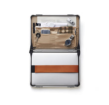 Load image into Gallery viewer, KONSTELLA Clutch (Silver)