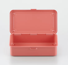 Load image into Gallery viewer, TOYO Trunk Shape Toolbox T-190 P0 (Living coral)