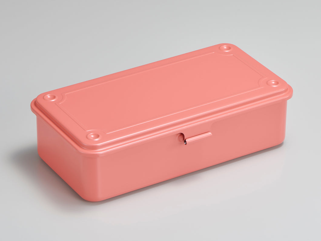 TOYO Trunk Shape Toolbox T-190 P0 (Living coral)
