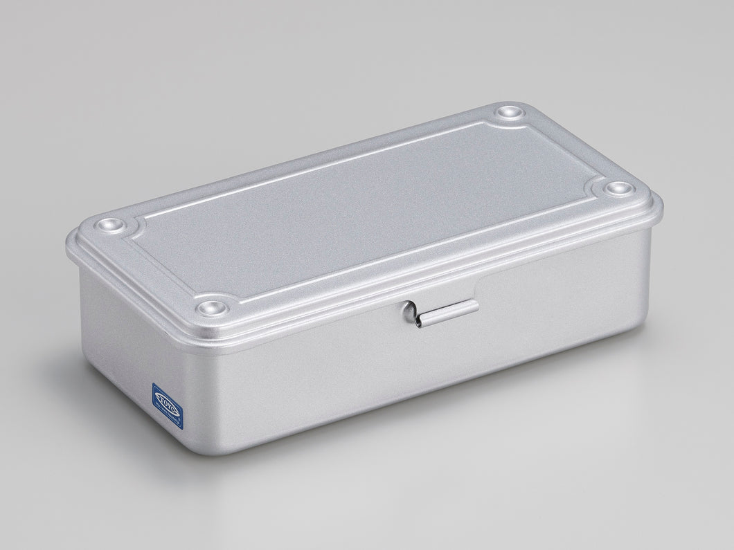 TOYO Trunk Shape Toolbox T-190 SV (Silver)
