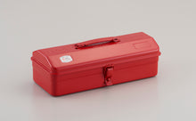 Load image into Gallery viewer, TOYO Camber-top Toolbox Y-350 R (Red)