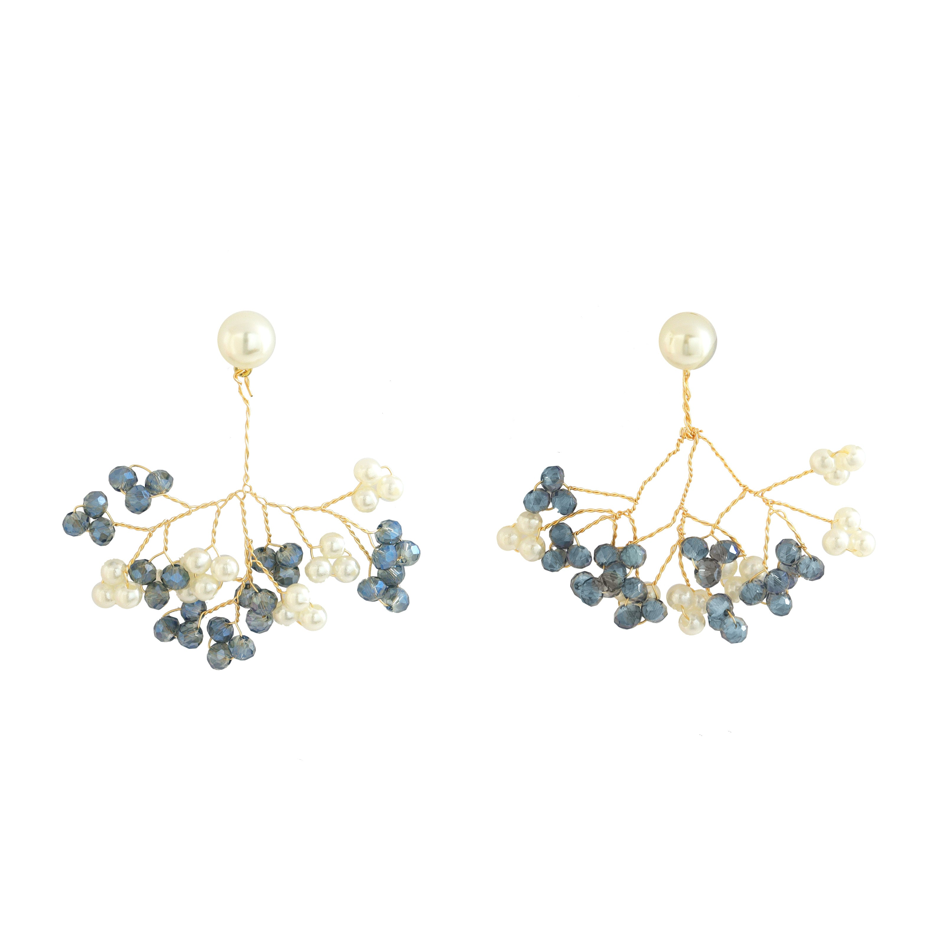 Shiny Branches Earrings