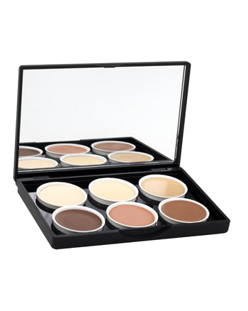 Contouring Make-up paleta 6 colores